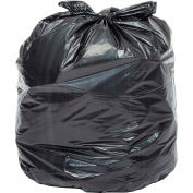 Global Industrial™ Contractor Black Trash Bags - 42 Gal, 3.0 Mil, 50 Bags/Case