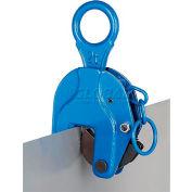 Collier de serrage plaque verticale fixation 4000 lb capacité de levage