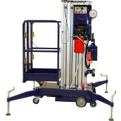 Ballymore Mobile 1 Person Vertical Lift 300 Lb. Capacity - MVL-30