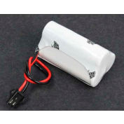 Lithonia ELB B001 Replacement Ni-Cad Battery for ELM2 LED