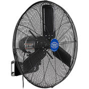 Outdoor Oscillating Wall Mounted Fan 24 In. Diameter 3/10HP 7700CFM