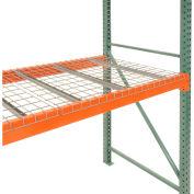 "Pallet Rack Wire Decking 46""W x 42""D (2700 lbs cap) Gray"