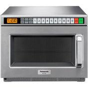 Panasonic ® NE-21523 - Commercial Microwave Oven, 0.8 Cu. Ft., 2100 Watts
