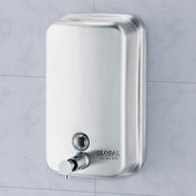 Asi 174 Surface Mounted Toilet Seat Cover Dispenser Satin
