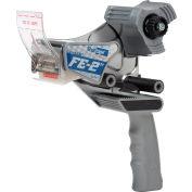 """Shurtape® Folded Edge Handheld Dispenser, 10-1/2""""L x 8-1/2""""W x 3""""H, Gray & Blue"""