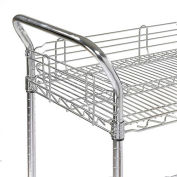 "21"" Utility Cart Handle - Nexelate (Price Each, Package of 2) - Pkg Qty 2"