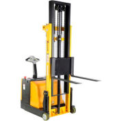 Vestil Fully Powered Counter Balanced Stacker S-CB-62 1000 Lb. Capacity