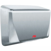 ASI® ADA SM haute vitesse Hand Dryer, acier inoxydable Bright 240V - 0199-2-92