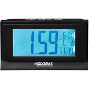 Digital Alarm Clock with Indoor Temperature and Humidity Display