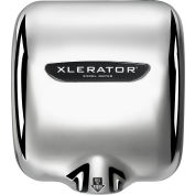 Xlerator® séchoir à main, Chrome plaqué 110-120V-XL-C-110
