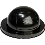 Global Industrial™ Steel Dome Top Lid - Black