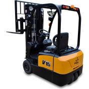 Gros Joe® V15-188 trois roue contrepoids PAC 2800 lb de chariot élévateur.