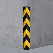 """Protection de coin en caoutchouc 90°, service moyen, 31 """"L"""