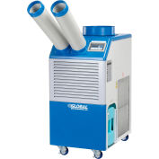 Global Industrial™ Portable Air Conditioner 2 Ton w/ Cold Air Nozzles 21 000 BTU, 208/230V