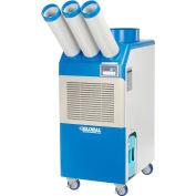Global Industrial™ Portable Air Conditioner 2,5 Ton w/ Cold Air Nozzles 29 000 BTU, 208/230V