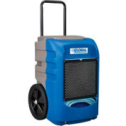 Dehumidifier Commercial Grade Refrigeration 145 Pints Day Dehumidification with Water Pump
