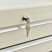 Replacement Keys (2) for Global™ 5-Drawer Medical Cart Model# 670147