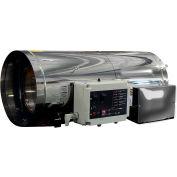 Chauffage de serre commercial Heatstar, LP / NG double combustible, 120V, 250000 BTU
