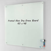 Frosted Glass Dry Erase Board - 60 x 48