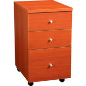 Desk Pedestal - Box/Box/file - Cherry