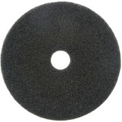 "18"" Black Stripping Pad - 5 Per Case"