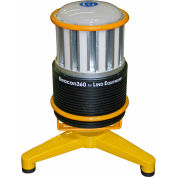 Lind Equipment LE360LEDC-FS Battery Operated Beacon 360, 45W, 4500K, 6000L, w/Floor Stand