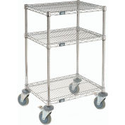 Nexel™ Mobile Cleaning Chemical Storage Cart