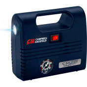 "Campbell Hausfeld AF010600, Inflator with Safety Light, 12VDC, 100 PSI, 22"" Hose"