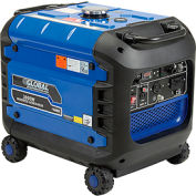 Global Industrial™, 2800 Watts, Inverter Generator, Gasoline, Recoil Start, 120V