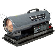 Dewalt 174 Portable Forced Air Kerosene Heater Dxh50k 50 000 Btu