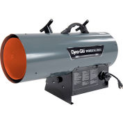 Dyna-Glo Workhorse 70K - 125K BTU LP forcé Air radiateur LPFA125WH