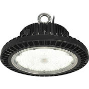 Global™ LED Round UFO High Bay, 150W, 19500 Lumens, 5000K, 0-10V Dimming