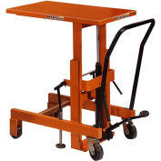 "PrestoLifts™ Hydraulic Cantilever Die Lifting Table PL60 - 60"" Lift - 2000 Lb. Cap."