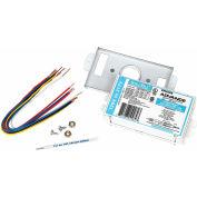Philips Advance ICF2S42M2LDK Elect. CFL Ballast, 2- 42W TBX Lamps, Programmed Start,1.0 BF, 120-277