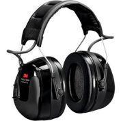 3M™ PELTOR™ WorkTunes™ Pro AM / FM Radio oreillette, noir, bandeau