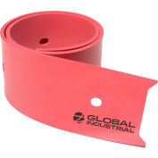 "Global Industrial™ Replacement Rear Squeegee Blade for 13"" Scrubber"