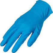 Gant en nitrile de qualité à usage général, grand, 100 gants / boîte