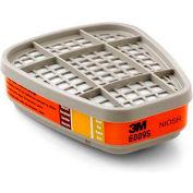 3M™ 6009S Mercury Vapor/Chlorine/Sulfur Dioxide Gas Cartridge, 2/Bag
