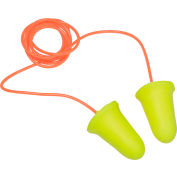3M™ E-A-R Soft FX™ Earplugs, Corded, Poly Bag, 200-Pair