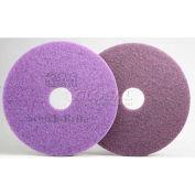 3M™ Scotch-Brite™ Purple Diamond Floor Pad Plus, 20 in, 5/case, FN510082079