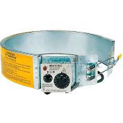 Chauffe-tambour pour tambour en acier de 55 gallons, 60-250°F, 120V
