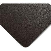 "Wearwell® Textured Kleen-Rite Runner 3/32"" Thick 4' x 75' Black"