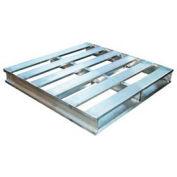 Aluminum Pallet 48x42x6 6000 Lbs Capacity