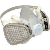 3M™ 52P 71 demi masque jetable respirateur Assemblée, Medium, 1 chaque