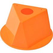 Inventory Control Cone - Orange