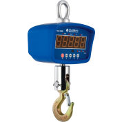 Global Industrial™ LED Digital Crane Scale With Remote, 3,000 lb x 1 lb