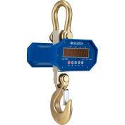 Global Industrial™ Heavy Duty LED Digital Crane Scale With Remote, 20,000 lb x 10 lb