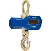 Global Industrial™ Heavy Duty LED Digital Crane Scale With Remote, 10,000 lb x 5 lb