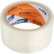 "Shurtape® HP 100 Carton Sealing Tape 2"" x 55 Yds. 1.6 Mil Clear - Pkg Qty 36"