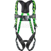 Miller AirCore™ Harness, Tongue Buckle, Green, AC-TB/UGN